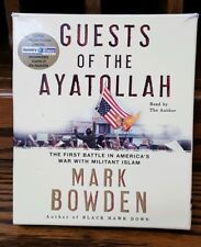 Guests of the Ayatollah by Mark Bowden (2006, CD, Abridged)