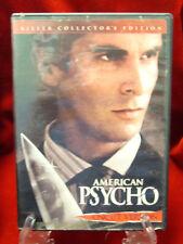 Dvd - American Psycho (Uncut Killer Collector's Edition / 2000)