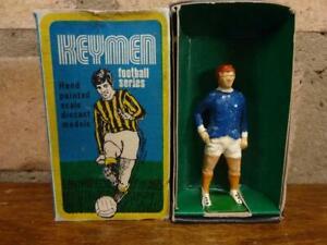 Vintage Keyman Football Series Alan Ball Figure Early 1970;s Boxed