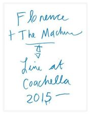 Florence + The Machine - Coachella Festival Print