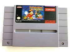 Magical Quest Starring Mickey Mouse SNES Super Nintendo Game - Tested - Working!