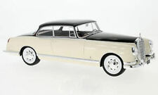 1955 MERCEDES BENZ 300B Pininfarina Beige/Dark Brown by BoS Models 1/18 LE 1000