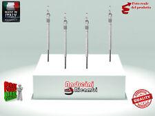 KIT 4 CANDELETTE FIAT FREEMONT 2.0 JTD 103KW 140CV DAL 2011 -> 2014 GN097