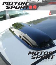 JDM Outside Mount 2MM Visors 3pcs & Sunroof Chevy Silverado 2500 Extended 99-06
