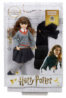 Harry Potter Hermione Granger Doll Hogwarts Wizarding World Mattel