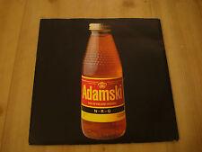 "ADAMSKI -  N-R-G  (MCA 7"")"