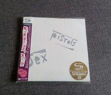 Sex Pistols Spunk JAPAN MINI LP SHM CD SEALED