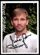 Oliver Schäfer 1.FC Kaiserslautern Autogrammkarte Original Signiert + A 83141
