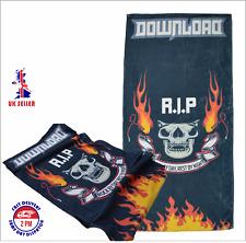 Velour Beach Towel Download R.I.P Printing 60cm x120cm - Black Friday SALE !!!