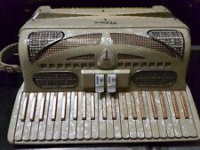 TITAN fisarmonica/Accordion - 120 Bass-Made in Italia