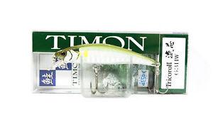 Jackall Timon Tricoroll Ryushin 63 HW Sinking Lure Stripe Waka Ayu (1280)