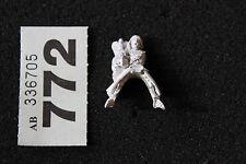 Juegos taller Warhammer Tristan le trovador Bretonnian Bit Metal Figura Fuera de imprenta