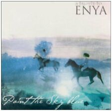 Enya Paint the sky blue-A tribute to  [CD]