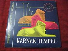 2lp Georges delerues le hunderttorige thèbes/Karnak temple 1972 Egypt + phasedepleinecapacitéopérationnelle
