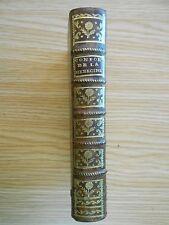 Essai sur la conformité de la Médecine ancienne et Moderne Barker 1768