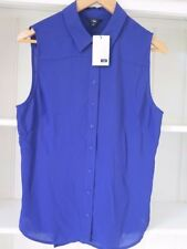 Cue Polyester Sleeveless Tops for Women