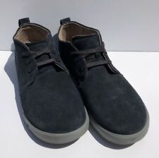 Keen Mens Navy Blue Leather Mid Hightop Sneaker Casual Shoe Size 13 EUC