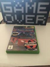 Project Gotham Racing 2 -Xbox . Game Over Australia