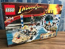 LEGO 7197 Indiana Jones Venice Canal Chase SEALED BOX - BRAND NEW CONTENTS