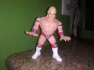 LEX LUGER ALL AMERICAN CUSTOM WRESTLING FIGURE GALOOB WWF WCW