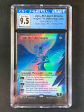 Ugin the Spirit Dragon 279 Borderless Foil - CGC 9.5 - Mythic Rare Alternate Art