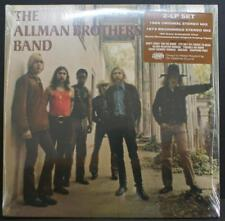 THE ALLMAN BROTHERS BAND - SELF TITLED - NEW, SEALED, MINT ROCK VINYL LP