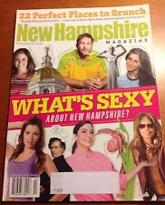 NEW HAMPSHIRE MAGAZINE FEBRUARY 2013 WHAT'S SEXY ABOUT NH, 22 PLACES TO BRUNCH