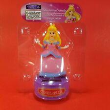 Cinderella - Solar Powered Dancing Disney Princess Toy Bobble Head Dancer - NEW