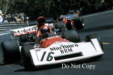 Niki Lauda BRM P160E Spanish Grand Prix 1973 Photograph