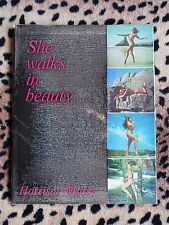 She Walks in Beauty (Kamera Publications) - Signed by Harrison Marks