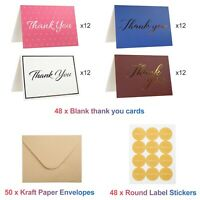 Darice Coordinations A2 Size Cards and Envelopes Set of 12 Kraft Paper