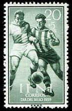 Scott # B44 - 1959 - ' Soccer Players '