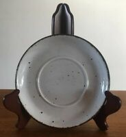"MCM Stonehenge Midwinter Creation, Salad, Bread, Plate(s) Saucer 6 1/4"", Vintage"