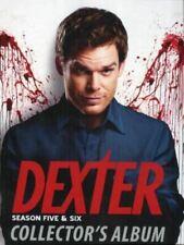 Dexter Seasons 5 & 6 Empty Collector Card Album