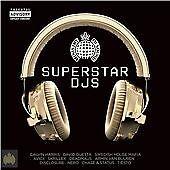 Ministry Of Sound Superstar DJs CD Calvin Harris,David Guetta,Nero,Tiesto,Avicii