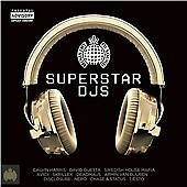 Various Artists: Ministry Of Sound - Superstar DJs (3 x CD 2013)