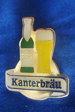 PINS BIERE FRANCAISE KANTERBRAU CHARMES / VOSGES beer BIRRA BIER