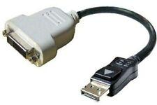 Dell 023NVR Displayport to DVI-D Adapter 23NVR