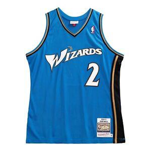 Washington Wizards John Wall #2 Mitchell & Ness 2010-11 NBA Authentic Jersey
