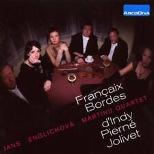JANS/ENGLICHOVA - CHAMBER MUSIC FLUTE and HARP [CD]
