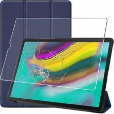 ebeststar Etui + VERRE Trempé Samsung Galaxy Tab S5e 10.5 T720/T725 veille auto