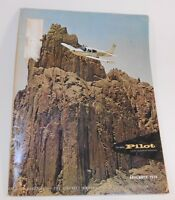 The AOPA Pilot Official Magazine Issue November 1970 Vintage Aviation - 50 Years