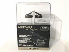 Creative Aurvana In-Ear3 Plus High-end Noise-isolating In-ear Earphones with In-