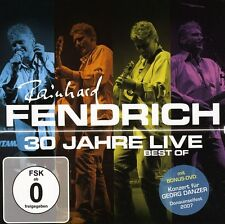 Rainhard Fendrich - 30 Jahre: Best of Live [New CD] Germany - Import