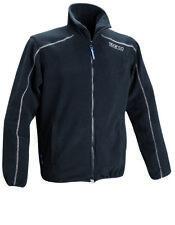 Sparco Racing FLEECE High Collar Jacket (100% Genuine)
