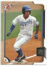 Raul Mondesi Kansas City Royals 2015 Bowman Draft Prospect
