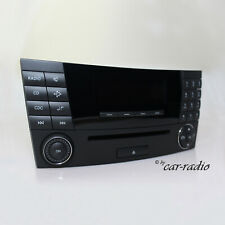 Original Mercedes Audio 20 CD MF2311 Clase E W211 S211 Alpine Autorradio 2-DIN