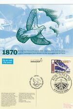 (48406) GB Aircard Postcard CP127 33p Pigeon EUR-APEX London SW1 1993