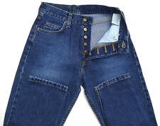 LEE CALIFORNIA Damen Jeans Hose Tapered 27/29 W27 L29 used stonewashed Blau A289