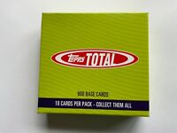 2020 TOPPS TOTAL WAVE 1 CARD #1-100 PICK YOUR CARD